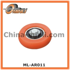 Furniture and window accessories sliding wheel