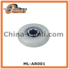 Nylon Coated Roller for furniture window and door