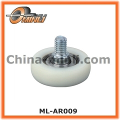 Screw Bearing with Plastic nylon cover
