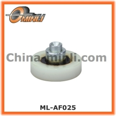 Nylon Bearing with solid axle