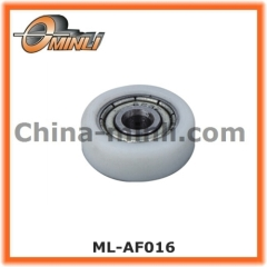 Nylon Plastic Micro Pulley for Window and Door parts