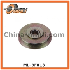 Metal bearing pulley with Customized shape