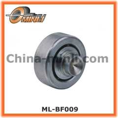 Non-standard Metal Ball bearing for slide guide roller pulleys