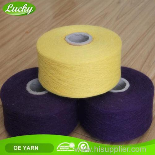 recycled military blanket yarn