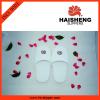 Sheraton waffle hotel slippers