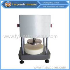 Pneumatic sample cutter machine