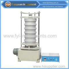 Dry Sieve Test Apparatus