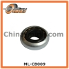 Rolling shutter Ball bearing with collar