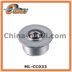 Bull's eye steel universal ball bearing