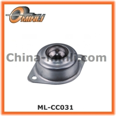 Two holes Mounted Flange Universal Ball