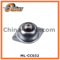 Universal transfer unit ball bearing
