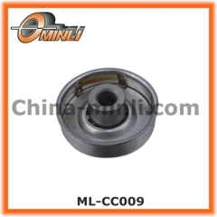 Conveyor wheels for transfer system