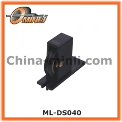 Plastic Single Roller for sash patio window