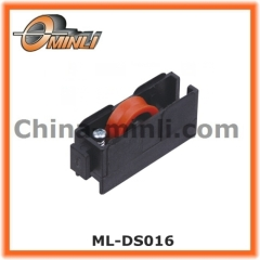 Durable and quiet Plastic nylon window roller