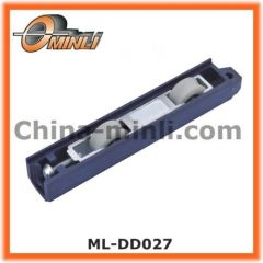 Aluminum alloy doors and Windows slide Tandem Wheels window pulley