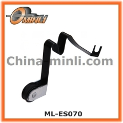 Special Popular Punching Bracket Pulley for Sliding Door
