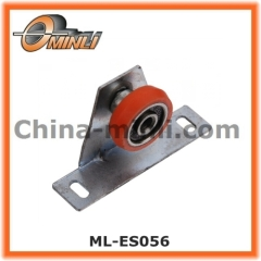 Iron Bracket Pulley for Automatic movable Window and Door