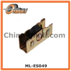 Roller manufacture Steel bracket roller for window and door