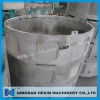 Heat treatment stackable basket heat resistant casting heat treatment stackable baskets