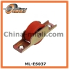 Pulley roller for sliding window and door