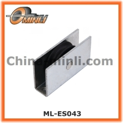 Stamping iron box window roller