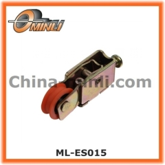 Customized Stamping pulley with nylon wheel for Window and Door