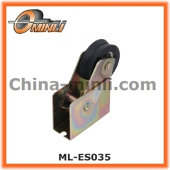 Aluminum Window and Door Roller with Bearing