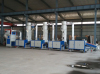 Textile waste opening machine/recycling machine