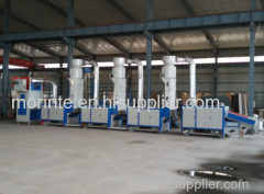 cotton waste recycling machinery
