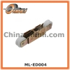 Sliding pulley for Aluminum and wooden window