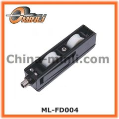 Zinc Bracket Double Pulley for Window and Door