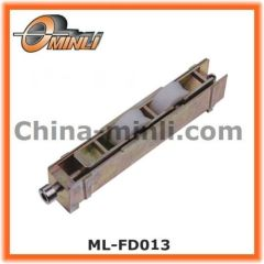 Zinc Bracket with Double Pulley for Sliding Door and window