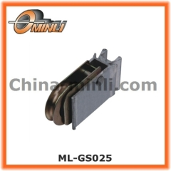 Aluminum Alloy Bracket with Metal wheel
