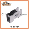 Aluminum Alloy Bracket with Single Plastic Pulley