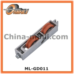 Metal Bracket Pulley for slide