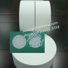 Competitive Price Fragile Blank Eggshell Sticker Printable Security Sticker Paper Material For Destructible Stickers