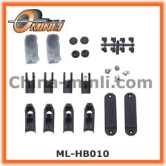 Door and Window Plastic parts