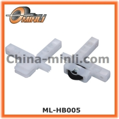 Plastic Joint Corner Pulley