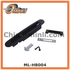 Sliding window and door lock
