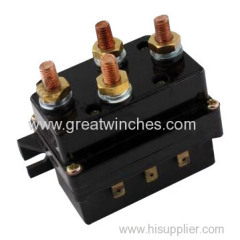 Contactor of ATV electric winch (Upgraded model)