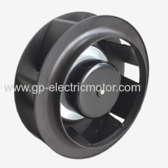 dc ventilation centrifugal fan 180mm