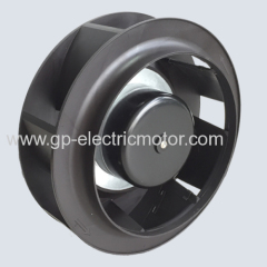 dc top ventilation centrifugal fan 250mm B type