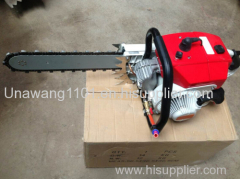 Good Quality Gasoline Cutting Diamond Chain Saw From Factory