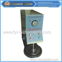 Textured Geomembrane Core Thickness Tester