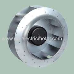 high temperature resistant centrifugal fan 250mm C type