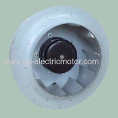 centrifugal fan for fireplace 280mm B type