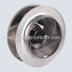 centrifugal fan mini ventilator 400mm A type