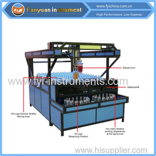 straight tube-free dispensing system from China supplier