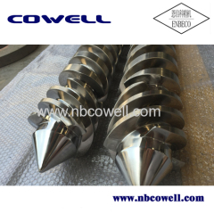 Hot sales parallel twin screw barrel for plastic machinery