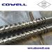 Hot sales 38CrMoV twin screw barrel for plastic processing